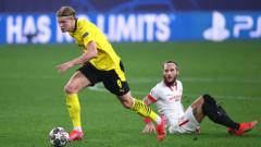 Спортният директор на Борусия категоричен: Искаме Халанд да остане