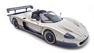 Edo competition тунингова и Maserati MC12 (галерия)