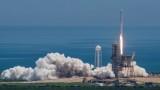 За първи път SpaceX изстреля рециклирана ракета и кораб към МКС