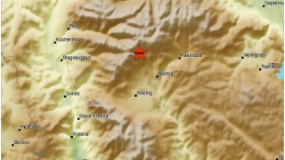 Земетресение от 3 по Рихтер в Рила