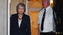 Тереза Мей и Брекзит в британския печат