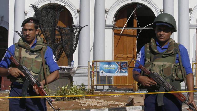 Шри Ланка обвини местна джихадистка организация за терора