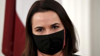 Тихановска: Лукашенко може да падне от власт до пролетта