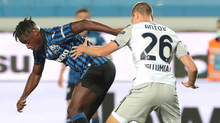 Интер пожела Валентин Антов, цената му вече е 10 млн. евро!
