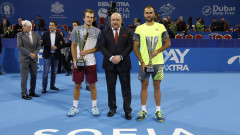 Мирза Башич: Трудно ми е да повярвам, че спечелих Sofia Open