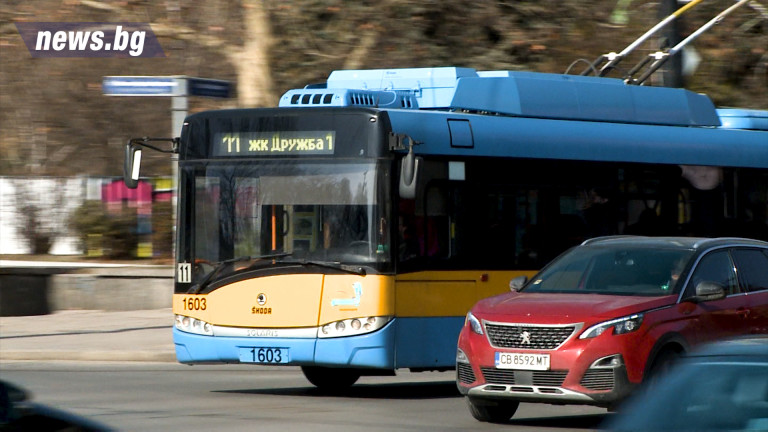 Снимка: Заплати и добър автопарк биха привлекли шофьори в столицата