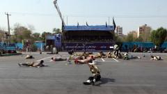 Терористична атака на военен парад в Иран