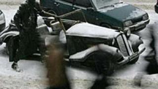 Частен американски самолет катастрофира на летище в Москва