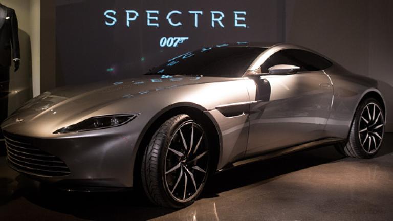 Срещу каква сума можете да се сдобиете със суперавтомобила на Джеймс Бонд?