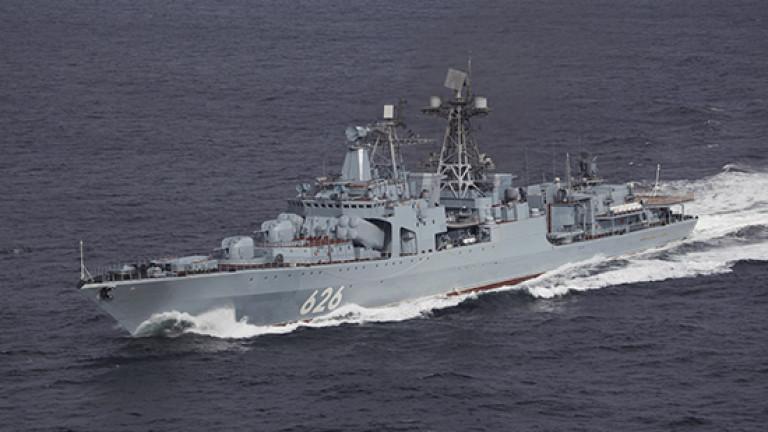 Корабът за борба с подводници