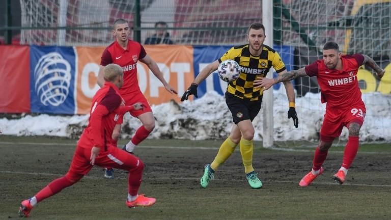 Сент Етиен вади 150 хил. евро за играч на Царско село