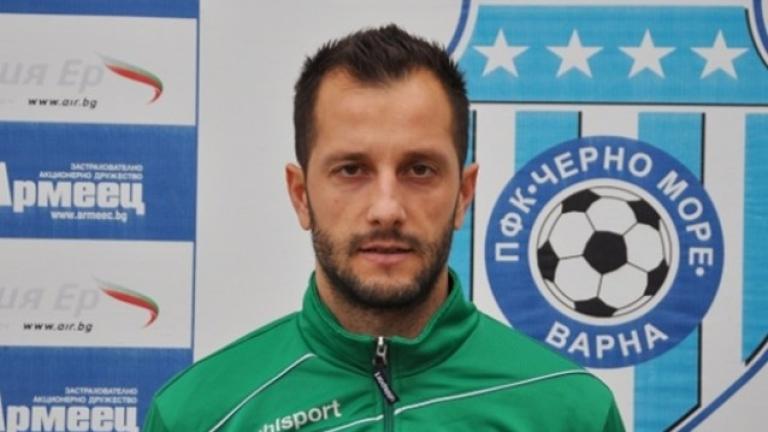 Опитният защитник Борислав Стойчев, ще доиграе сезона в Арда (Кърджали),