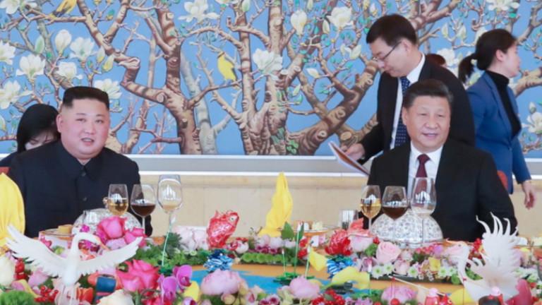 Северна Корея издига отношенията с Китай на ново по-високо ниво