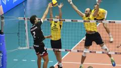 Волейболният Хебър победи Левски София в контролна среща