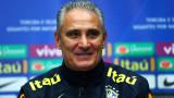 Тите повика Вилиан Жозе в националния отбор на Бразилия