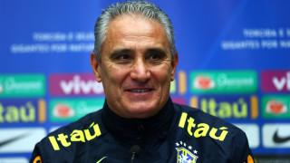 Тите повика футболист на Сосиедад в националния отбор на Бразилия