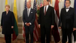 Балтийските страни и САЩ задълбочават сътрудничеството си в сферата на сигурността