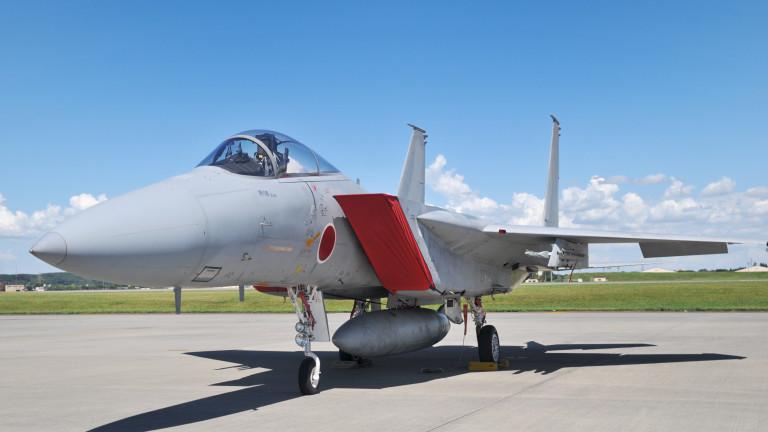 САЩ одобри подобрения за 4,5 милиарда долара за 98 японски F-15