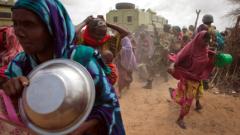 1 млн. деца в Африка застрашени от глад