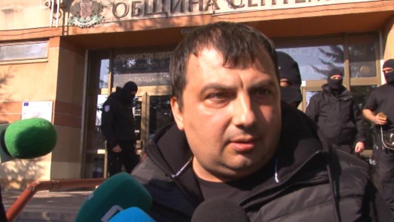 Обвиненият кмет на Септември си назначи нов заместник