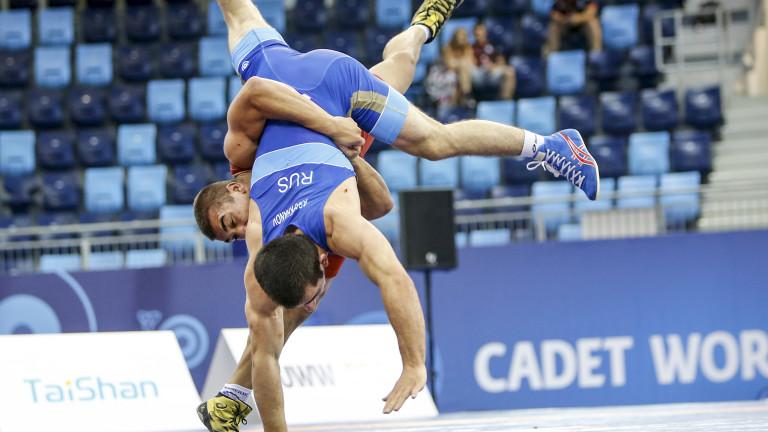 Димитър Рачев донесе втори медал за борбата от световното