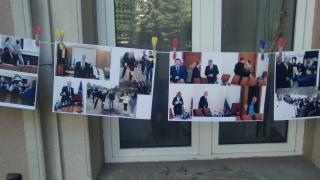 Герджиков се прощава с журналистите с изложба