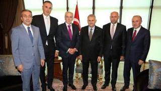 Радушен прием за Местан от първите държавни ръководители на Турция