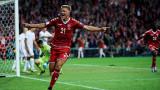 """Неочаквана издънка за Полша, Дания завърза интригата в група """"Е"""" (ВИДЕО)"""