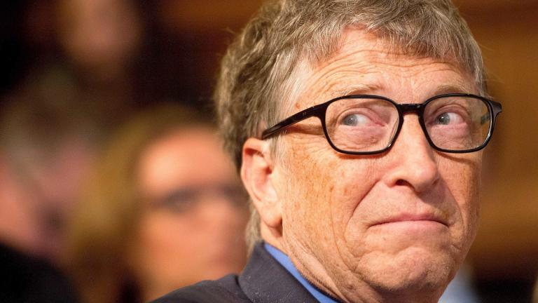 Бил Гейтс скоро може да не бъде най-богатият човек в света