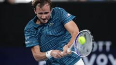Русия е вторият полуфиналист за ATP Cup