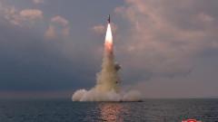 Германия разкритикува остро ракетния тест на Северна Корея