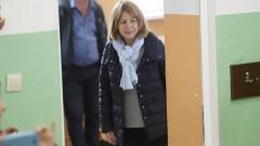 Йорданка Фандъкова спечели четвърти мандат