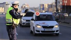 Хванаха близо 2500 шофьори без колан за седмица