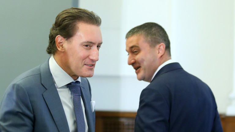 Владислав Горанов: Съветвам футболните клубове да не кандидатстват за държавна помощ