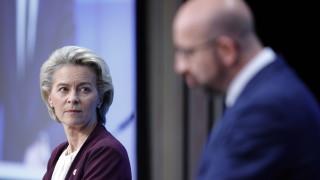 Брюксел отсече: никакви пари за бодлива тел и стени по границите