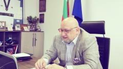 Министър Красен Кралев проведе среща с президента на Световната антидопингова агенция (WADA) Витолд Банка