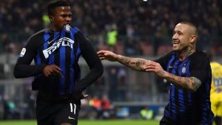 "Интер се разправи с Фрозиноне, сенегалец блести за ""нерадзурите"""