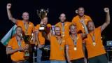 Нидерландци спечелиха Световното първенство по риболов Пловдив