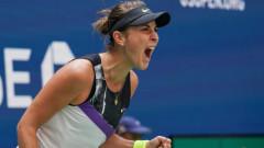 Белинда Бенчич на 1/2-финал на US Open