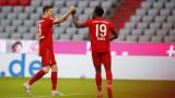 Левандовски: Байерн може да спечели Шампионската лига