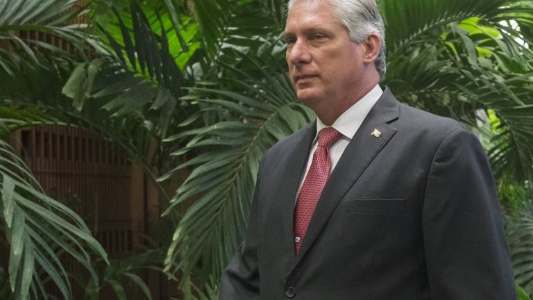 Куба има президент, различен от Кастро, за пръв път от 1959-а