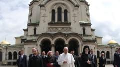 20 млн. души следят на живо Света литургия на папата