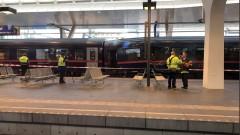 Около 40 леко ранени при сблъсък на два пътнически влака в Австрия