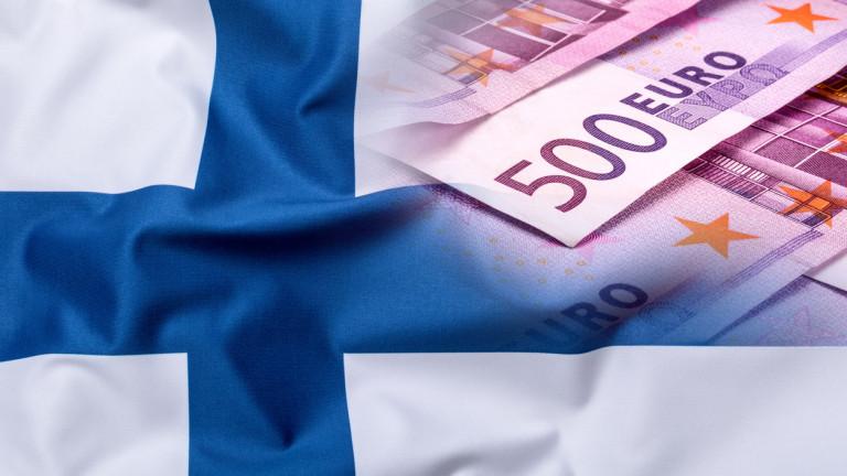 Финландия ще сложи край на универсалния базов доход през 2019