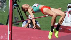 Мирела Демирева се класира за финала на Токио 2020