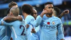 Ман Сити показа мощта си и срещу Арсенал (ВИДЕО)