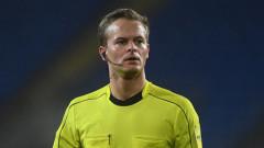 Най-проспериращият белгийски съдия ще ръководи ЦСКА - Копенхаген