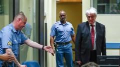 Караджич: Осъден съм на базата на шеги и слухове