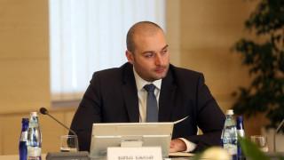 В Грузия номинираха 36-годишния Мамука Бахтадзе за премиер