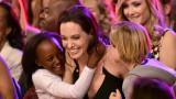 Анджелина Джоли, децата ѝ и по какво не искат да приличат на майка си